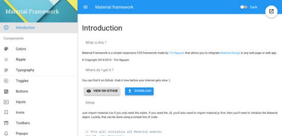 nt1m Material Framework