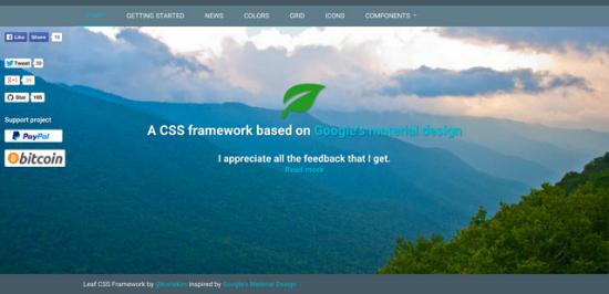 leaf-beta-material-design-framework