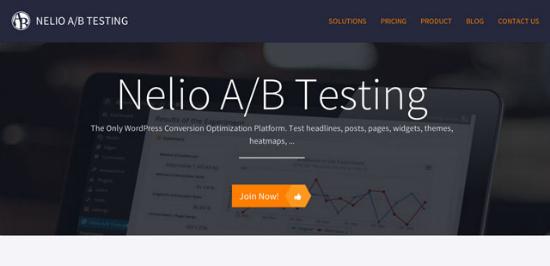 Das Nelio A/B Testing Tool für WordPress