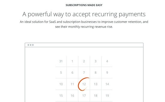 Abwicklung von wiederkehrenden Zahlungen