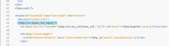 php-funktion-in-theme-einfuegen