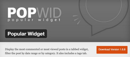 popular-widget-wordpress