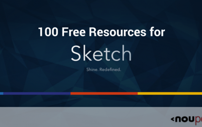 Sketch App 100 free resources for sketch app noupe