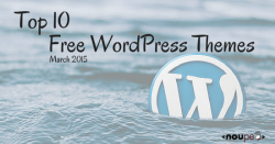 March 2015: Top 10 Free WordPress Themes