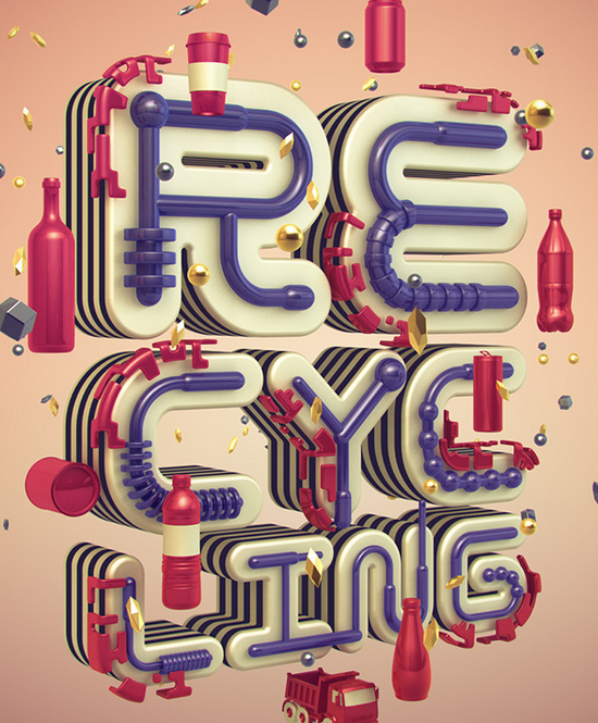 cycle of recycling