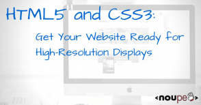 HiDPI and HTML5/CSS