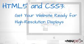 HiDPI and HTML5/CSS