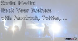 Social Media: Rock Your Business with Facebook, Twitter, …