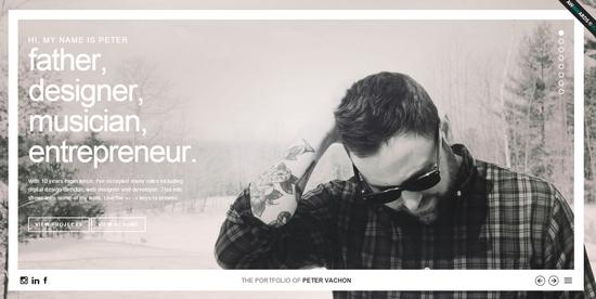 10-The Portfolio of Peter Vachon