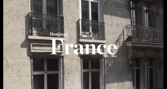 15-Bonjour France