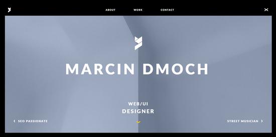 6-Marcin Dmoch Portfolio