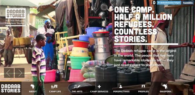 Dadaab-Stories