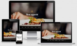 Bon Appetit: Beautiful Premium WordPress Theme for Restaurants and Cafés