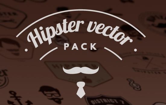 Bonus Track: 100 Hipster Vectors