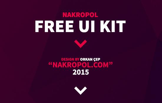 Nakropol UI Kit