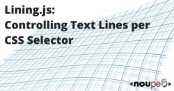 Lining.js: Controlling Text Lines per CSS Selector