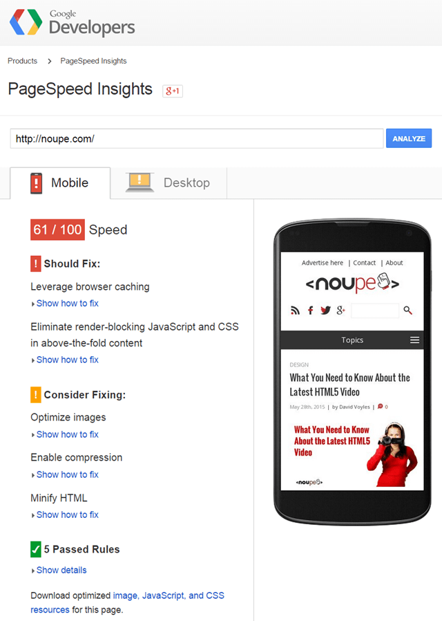 mobile-friendly-pagespeed-tips