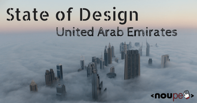 State of Design: United Arab Emirates