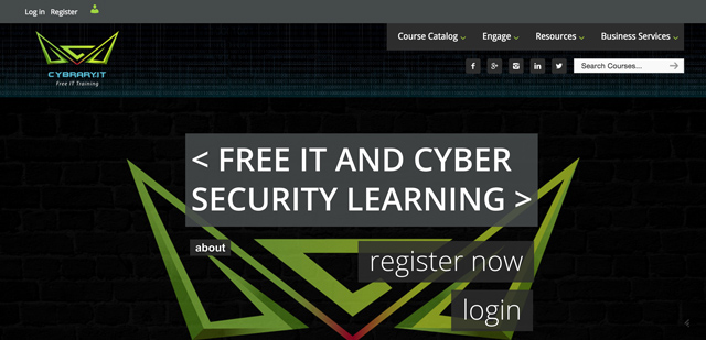 Cybrary-Free-Online-IT-and-Cyber-Security-Training