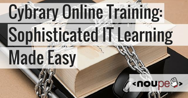 Cybrary Online Training: Sophisticated IT Learning Made Easy