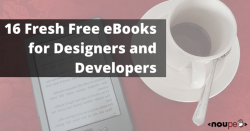 16 Fresh Free eBooks for Designers and Developers