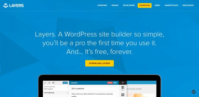 Layers-WordPress-Site-Builder