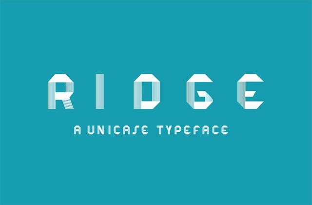 """""""Ridge"""""""