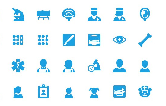 46K  Free Editable Vector Windows 8 Icons