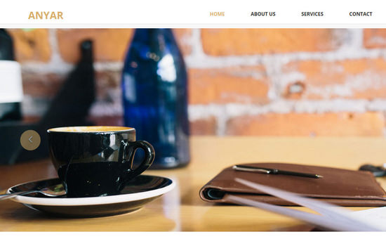 Anyar: Bootstrap HTML Multipurpose One-page Template