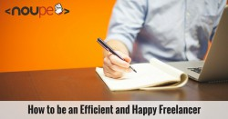 How to be an Efficient and Happy Freelancer