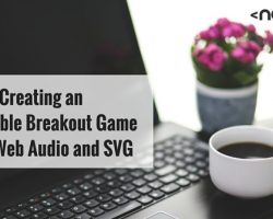 Creating an Accessible Breakout Game using Web Audio and SVG