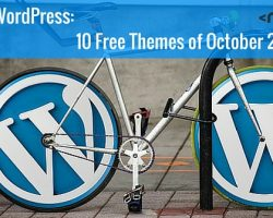 Best of WordPress: 10 Free Themes of October 2015