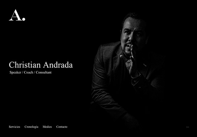 christian andrada website