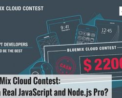 IBM BlueMix Cloud Contest: Are You a Real JavaScript and Node.js Pro?