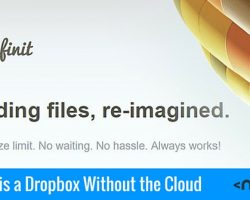 Infinit.io is a Dropbox Without the Cloud