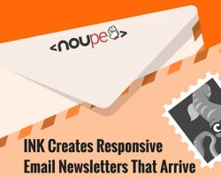 INK Creates Responsive Email Newsletters That Arrive