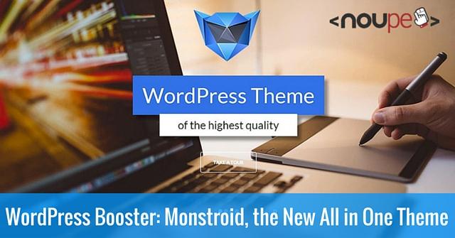 Monstroid for WordPress