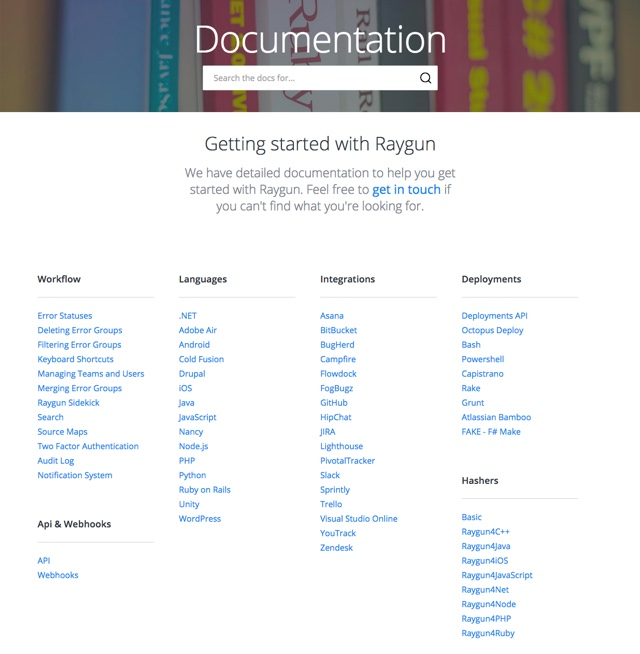 raygun-docs-overview