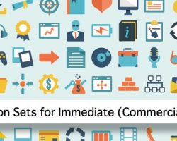 20 Free Icon Sets for Immediate (Commercial) Use
