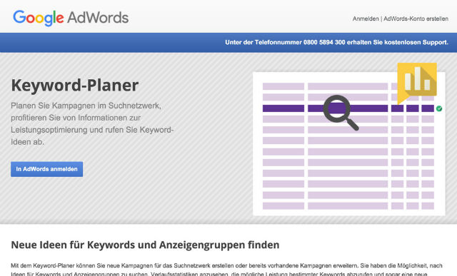 Google-AdWords-Keyword-Planner
