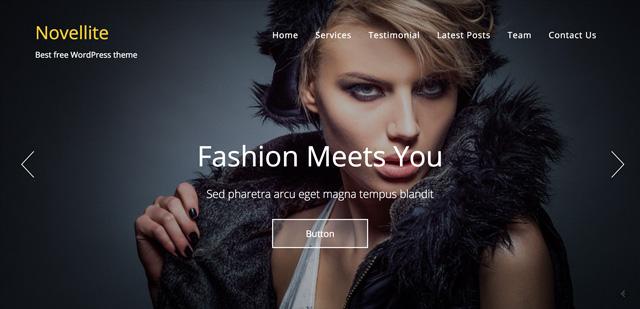 Free WordPress Themes: Novellite