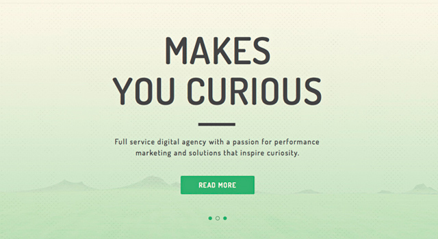 Alabanda: Clean & Minimal Business Web Theme