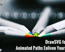 DrawSVG for jQuery – Animated SVG Enlivens Your Website