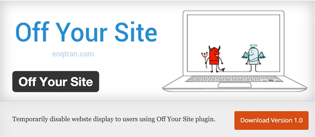 Free WordPress Plugins: Off Your Site