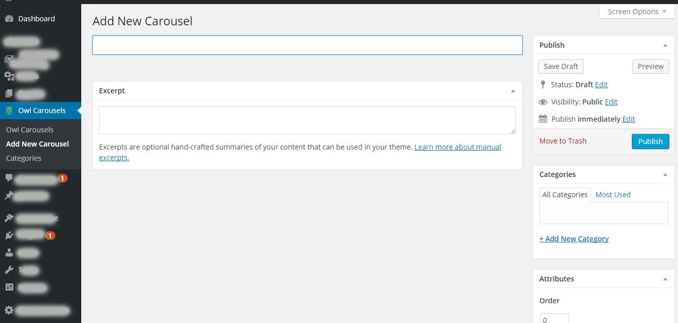Free WordPress Plugins: Owl Carousel WP