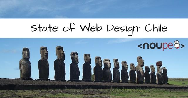 State of Web Design: Chile