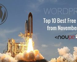Top 10 Best Free WordPress Themes from November 2015