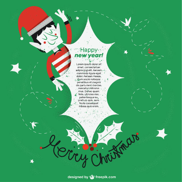 Free Christmas Design Resources by Freepik