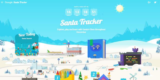 17-Santa Tracker