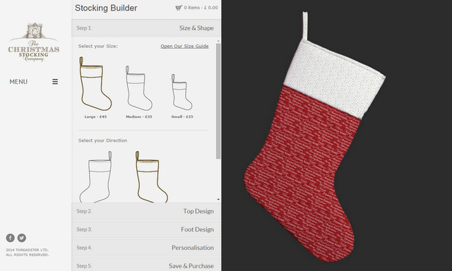 9-Stocking Builder
